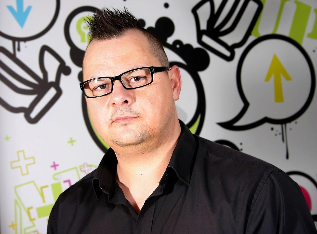 Sonny Lundahl - stifter af menda.dk