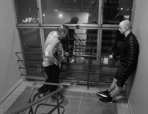 funktionel åndedrætstræning - snak på trappen