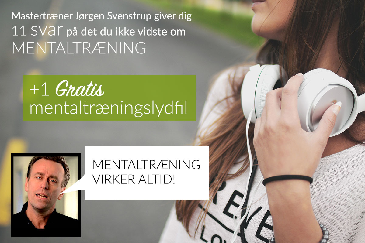 Mentaltræning - Jørgen Sventrup