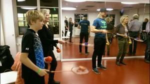 Funktionel hjernetræning gruppe