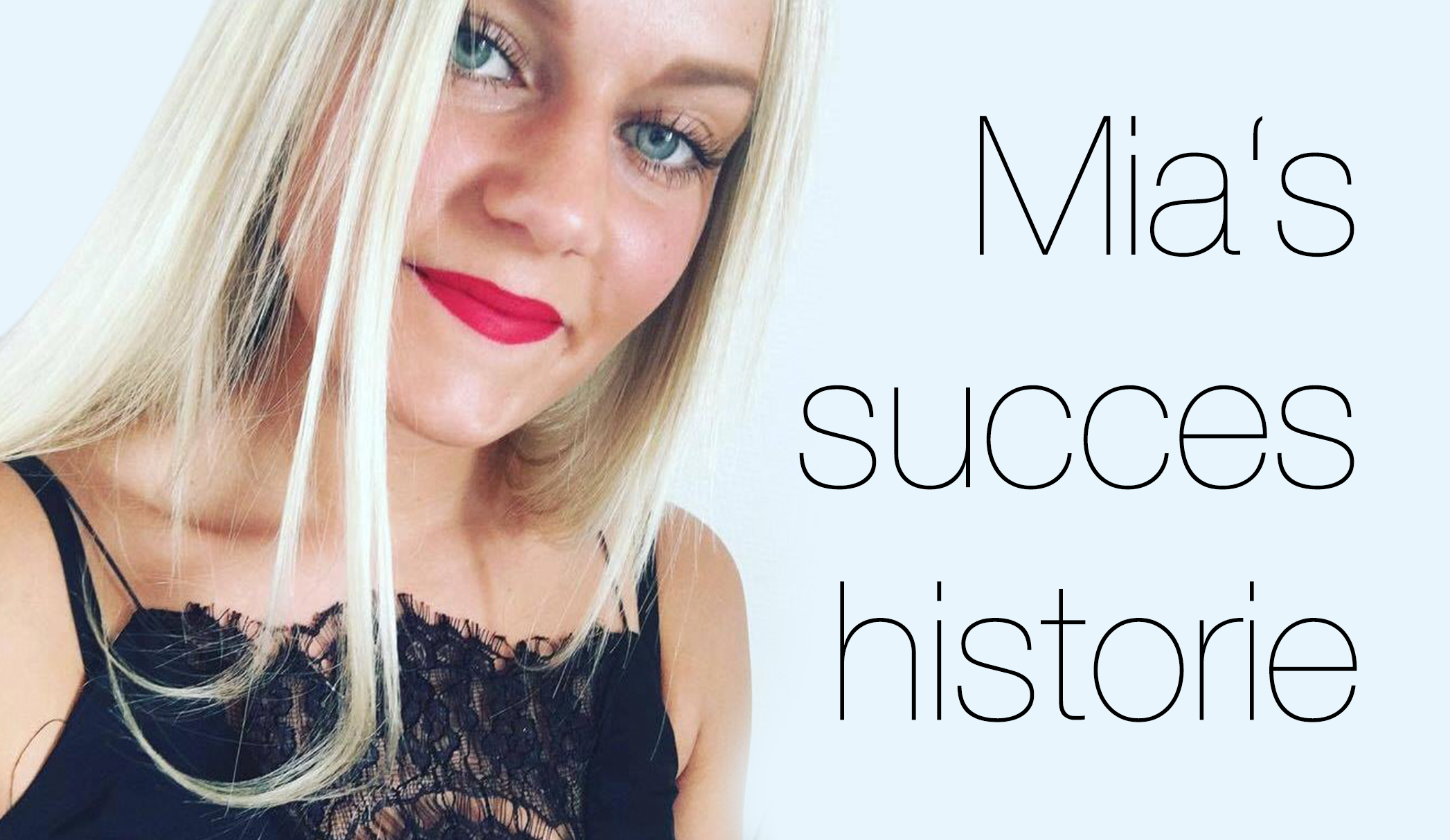 Mia Gutfelds succes historie om angst