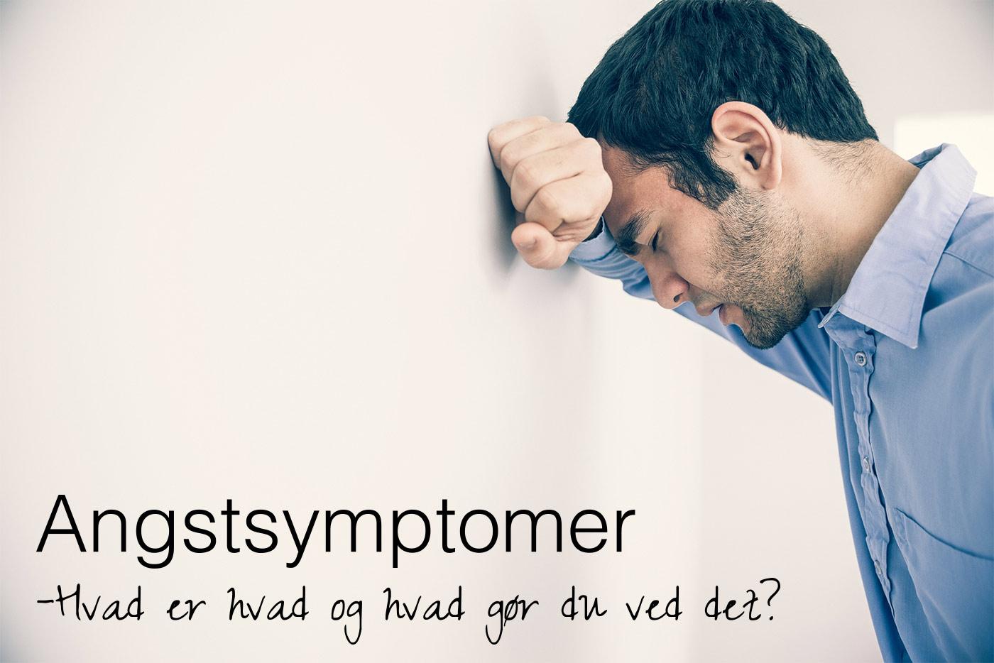 Angstymptomer