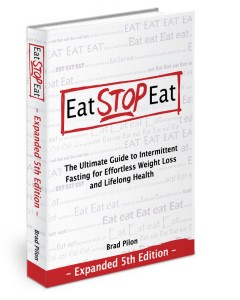 Eat stop eat af Brad Pilon