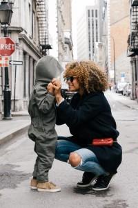 Tal med børn om angst