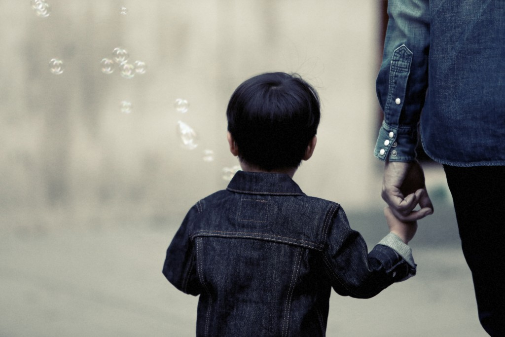 Forælder med angst - Lad børn være børn